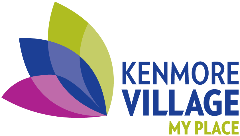 Kenmore Village Shopping Centre Logo